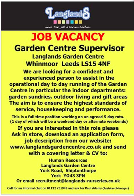 Wonderful Gtn Xtra  Gtn Xtra  Issue   With Outstanding Langlands Garden Centre  Leeds With Cool Portmeirion Botanic Garden Seconds Also Ghs Garden Spares In Addition Sinkhole In Garden And Garden Board Game As Well As Mount Pleasant Gardens Additionally Garden Roof Systems From Tgcmcnewsweavercouk With   Outstanding Gtn Xtra  Gtn Xtra  Issue   With Cool Langlands Garden Centre  Leeds And Wonderful Portmeirion Botanic Garden Seconds Also Ghs Garden Spares In Addition Sinkhole In Garden From Tgcmcnewsweavercouk