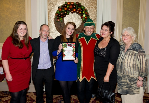 Keelham Hall North Gold - The Greatest Grotto Team 2013.jpg